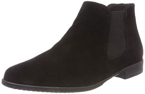 Tamaris Damen 25038-21 Chelsea Boots, Schwarz (Black 1), 38 EU