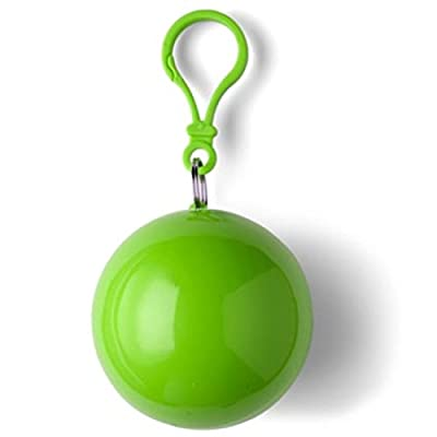 ShirtInStyle Notfall-Poncho Universum, ideal für Open Air, klein und schnell verpackt, Regencape, Regenpocho