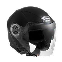 Preisvergleich Produktbild AGV Helm New Citylight Solid Black Small