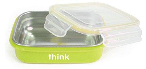 Preisvergleich Produktbild Thinkbaby, The Bento Box, Hellgrün, 9 oz (250 ml) - Denken