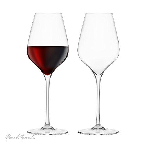 Final Touch DuraShield Bordeaux Brille 2er Pack