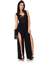 0ec01a82ad6d Amazon.it  tuta un - XS   Vestiti   Donna  Abbigliamento