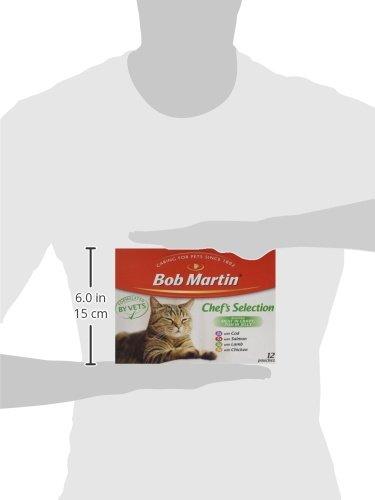 Bob Martin Cat Food Fish & Meat Mix, 12 x 85g 5