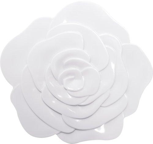 Zak Designs 1313-0901 Dessous de Plat Rose Blanc