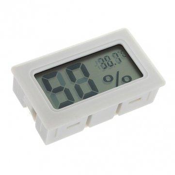 Preisvergleich Produktbild Mini Digital LCD Thermometer Hygrometer Feuchtigkeitsmesser Messgerät Innen