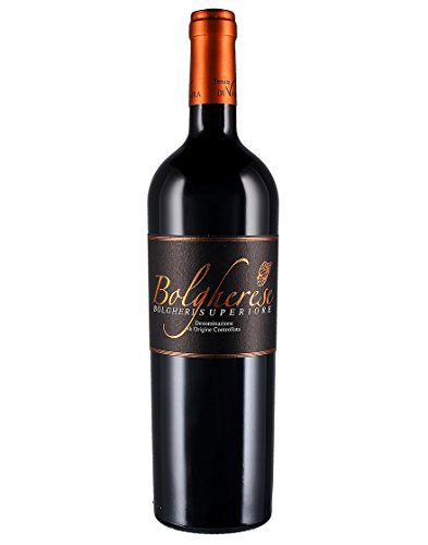 Bolgheri DOC Superiore Rosso Bolgherese Tenuta di Vaira 2015 0,75 L