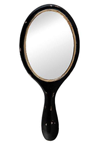 Clayre-y-Eef-62S069-Espejo-de-mano-aprox-10-x-2-x-23-cm-color-negro