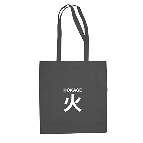 Hokage - Stofftasche / Beutel Grau