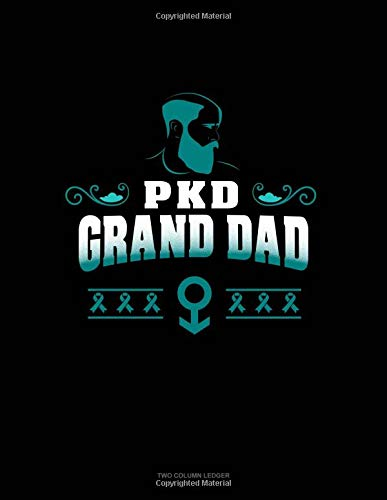 PKD Grand Dad: Unruled Composition Book por Engy Publishing