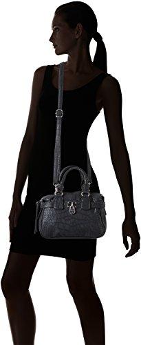 Tamaris Laura Mini Bowling Bag, Sacs de bowling Noir - Noir