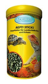 AQUARIS REPTI STICKS - REPTILE FOOD - 1 LITRE /469 g by AQUARIS