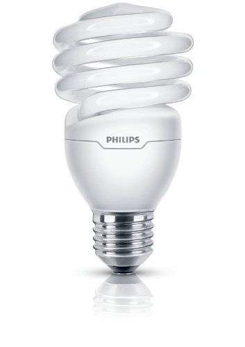 Energiesparlampe Tornado EEK A 23 Watt 865 E27 - Philips