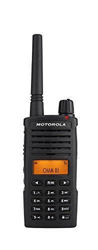 Motorola XT660D Talkie-Walkie Toutes Radios PMR446 Noir