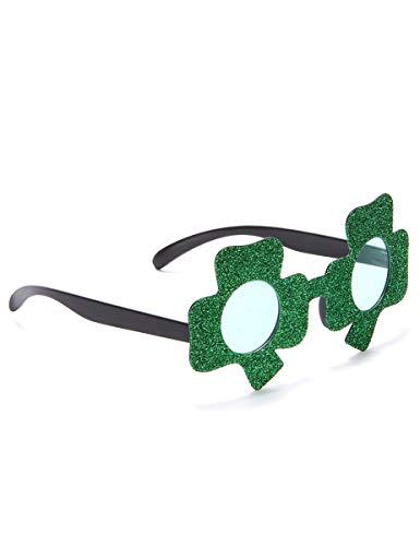Generique - Kleeblatt Spaßbrille St. Patricks Day