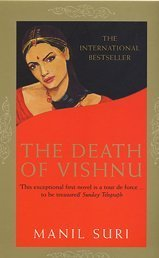 Book cover for The Death of Vishnu