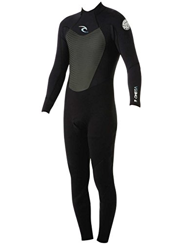 Omega Back Zip GBS Neoprenanzug, schwarz thumbnail