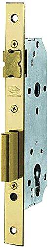 Corbin 15795-45 Serratura da Infilare, Frontale Ottonato, 45 mm