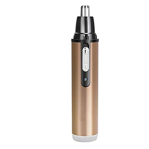 Elektrische Nase GeräT Wiederaufladbare Nase Nase Haarschneider Haarentfernung Haarentfernung Kopf Metall (Metall-haarschneider)