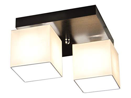 Plafoniera Per Soggiorno Bianco : Plafoniera illuminazione a soffitto in legno massiccio lls d
