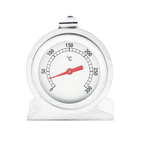 iBàste 0-300 ℃ Edelstahl-Thermometer für Einbrennofen