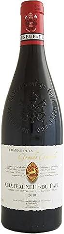 Chateau de la Grande Gardiole Chateauneuf-du-Pape Rouge Rhone France 2010 Wine, 75 cl (Case of 3)