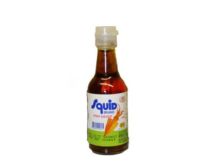 Fischsauce - SQUID Brand - 60ml