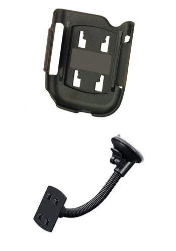 Happy-PDA Halteschale für Halterungen passend für HTC P3450 passend für (mit 4-Loch-Rastersystem)
