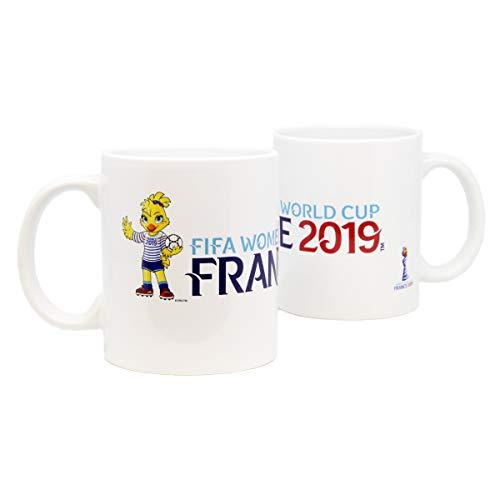 FIFA Frauen-Weltmeisterschaft Frankreich 2019TM - Kaffeetasse Maskottchen Ettie 320 ml