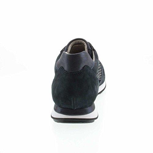 Gabor 66.365.46, Chaussures À Lacets Blau Pour Femmes