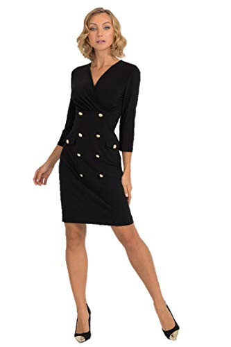 Joseph Ribkoff Black Dress Style - 193014 Fall 2019 Hot Styles
