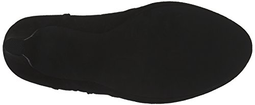 Hailys Damen Be Alina Kurzschaft Stiefel Schwarz (Black)