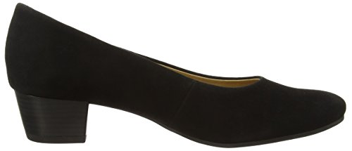 Tacco 22318 nero Donna 24 Scarpe Nero con Caprice9 qIU0wU