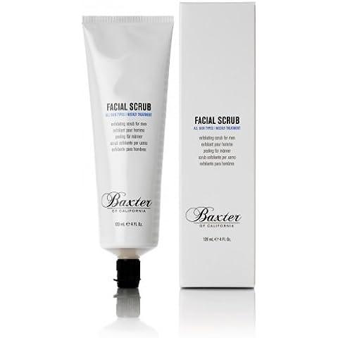 Baxter Skin Toner Facial Scrub Esfoliante Crema
