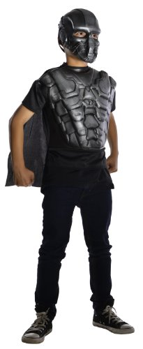 Superman Man Of Steel General Zod Muscle Chest Costume Top Child One ()