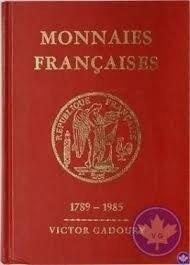 Monnaies franaises 1789-1985