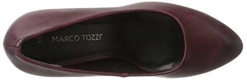 Marco Tozzi 22434, Scarpe con Tacco Donna Rosso (Chianti Antic)