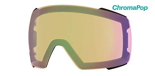 Smith Optics I/O MAG Lens ChromaPop Storm Yellow Flash 6W Ersatzscheibe
