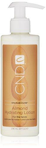 Creative Nail Lotion, Almond Hydrating, 8 Fluid Ounce
