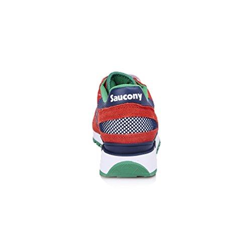Saucony Originals Shadow Herren Sneakers Rosso
