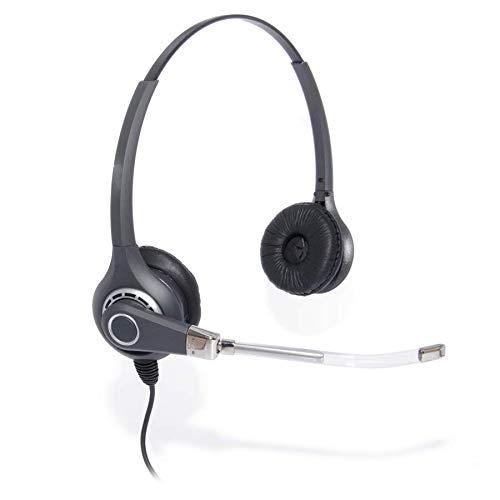Cisco SPA525G Professionelles binaurales Headset -