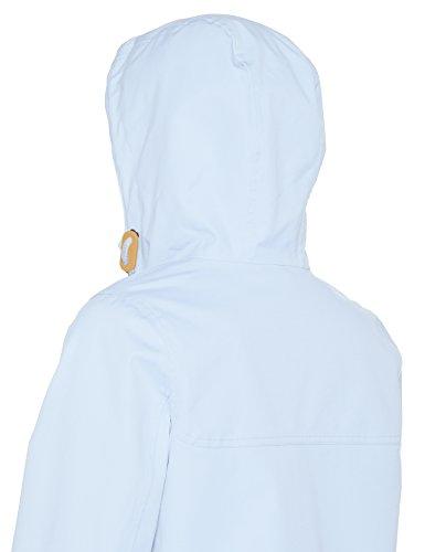 Joules Women's Coast Coat, Blue (Light Blue), 10 Uk