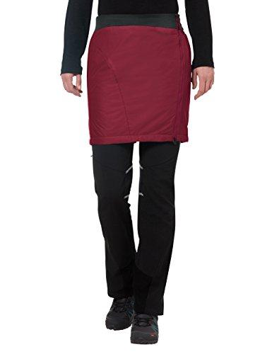 Vaude Damen Women's Waddington Skirt II Rock, Salsa, 40 Preisvergleich