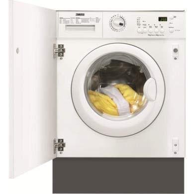 Zanussi ZWT71201WA 7/4kg 1200rpm Integrated Washer Dryer