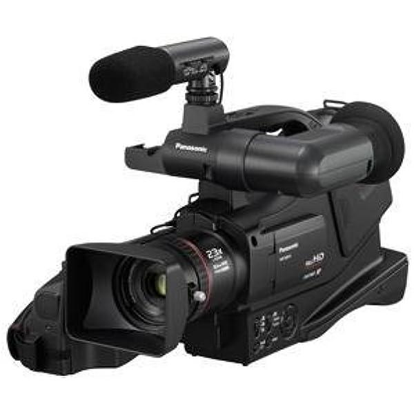 Panasonic Hdc Mdh1 Hd Camcorder Profi Pal Elektronik