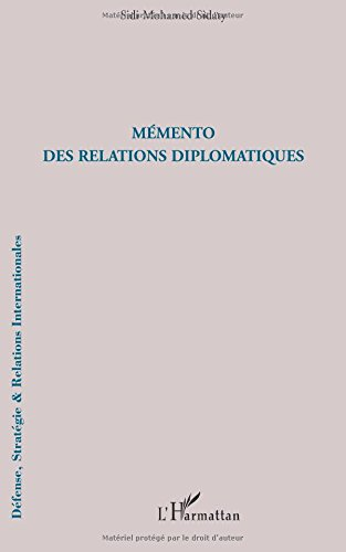 Mémento des relations diplomatiques