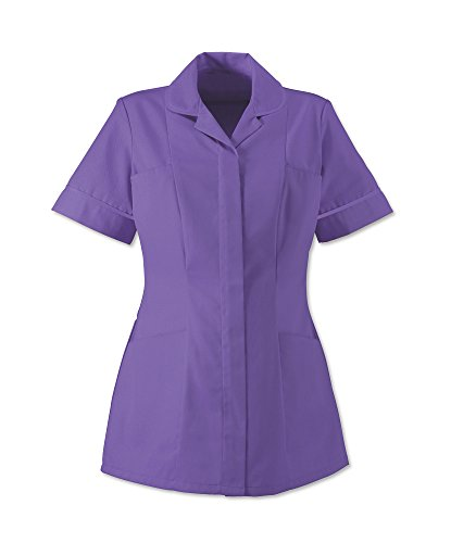Alexandra Workwear HP298 Womens Healthcare Tunic Purple 26