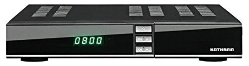F1.2 Digital Video (Kathrein UFS 800 HDTV Sat-Receiver (DVB-S2, HDMI, integrierter EPG) schwarz)