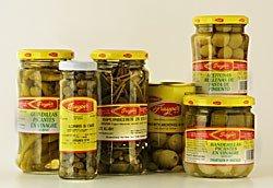Olives farcies aux poivrons Les Conviviales FRUYPER, 120g