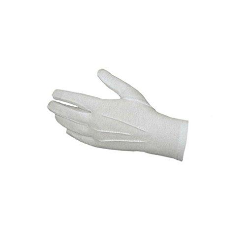 Handschuhe Transer® 1Paar Weiß Handschuhe Smoking Honor Guard -