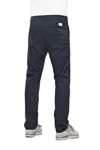 REELL Pant Straight Flex Chino Artikel-Nr.1110-005 - 01-039 PC Navy